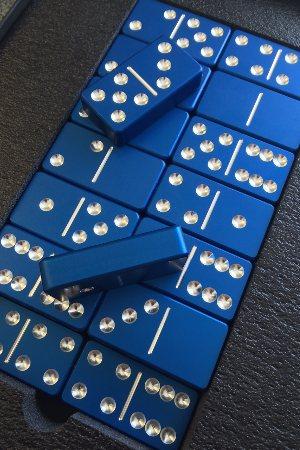 Modern Dominoes