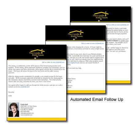 Web Email Follow Up