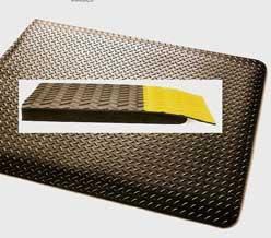Loading Dock Equipment Diamond Dek Mat