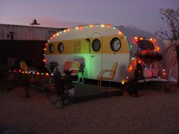 Dougs Vintage Trailers Desert Breeze Rv Park