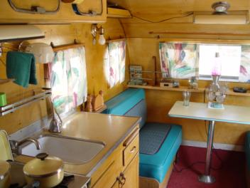 Get Air Victorville >> DOUGS VINTAGE TRAILERS - 1950 AIRFLOAT