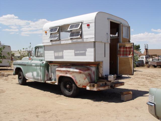 Dougs Vintage Trailers 1960 Alaskan Camper