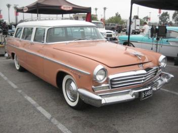 Dougs Vintage Trailers 1956 Chrysler Station Wagon