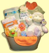 Adorable Baby Gift Basket B.C-Free Shipping