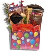 Balloons Birthday Gift Baskets