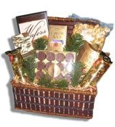 Chocolicious Gift Basket Alberta