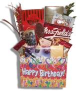 Wish Time Birthday Gift Basket