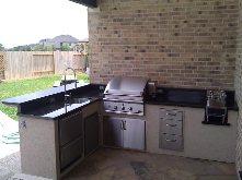 Outdoor Kitchen Equipment Houston Outdoor Kitchen Gas Grills Outdoor Fireplaces Outdoor ...