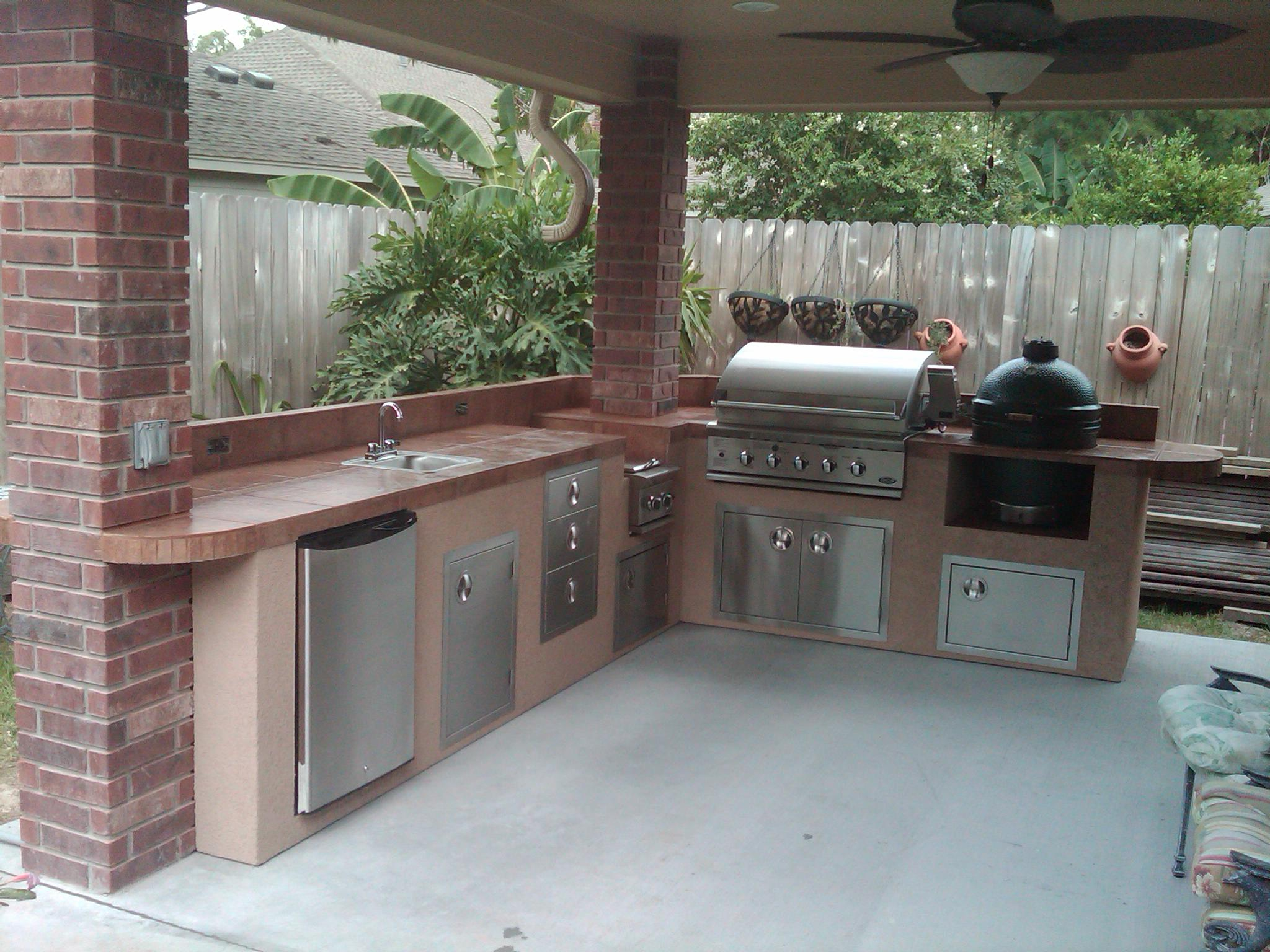 Outdoor kitchen equipment houston outdoor kitchen gas Outdoor kitchen equipment