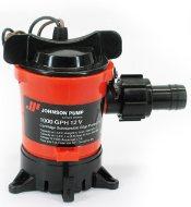 Johnson 12 volt submersible pump
