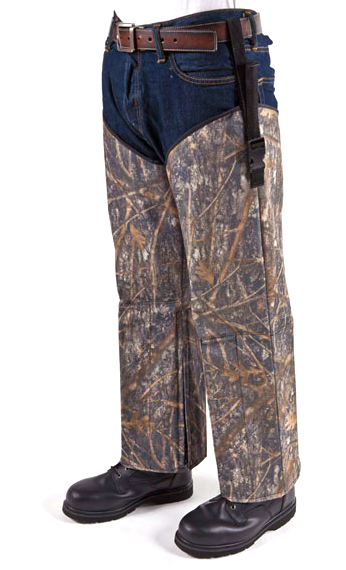 Snake Chaps Full Protection Mossy Oak Break Up Country