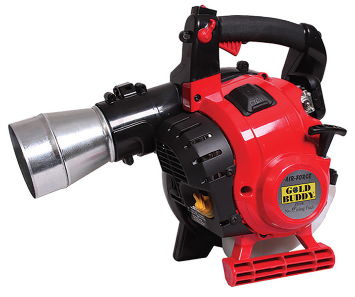 Force One Blower : Troy bilt air force cycle blower gold rush trading post