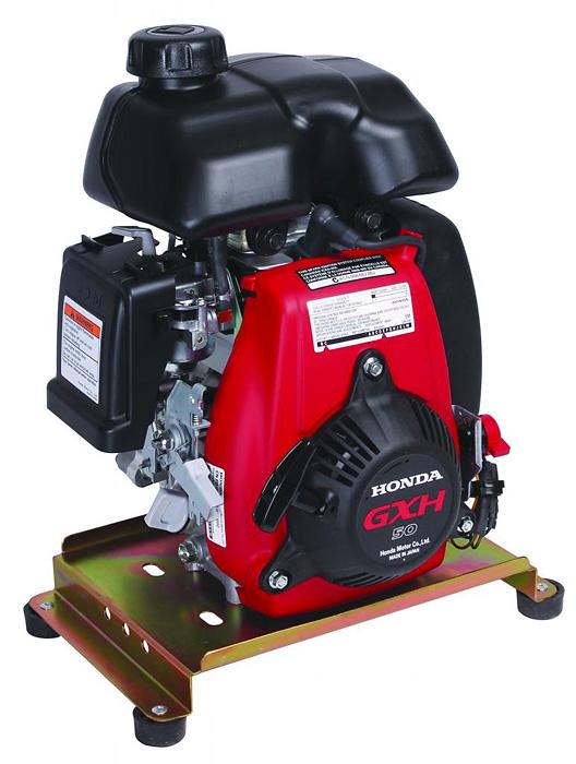 2 5 Hp Honda Engine With 1 5 X Pump Gold Rush