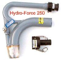 Hydro-Force 250 nozzle