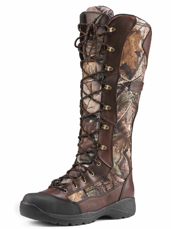 Lacrosse 18 Quot Venom Realtree Apg Snake Boots Gold Rush