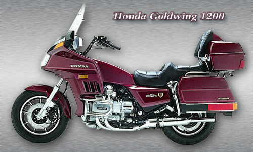 Honda GL1200 Parts