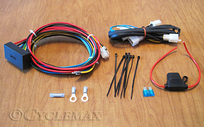 gl1800 isolated trailer wiring harness. Black Bedroom Furniture Sets. Home Design Ideas