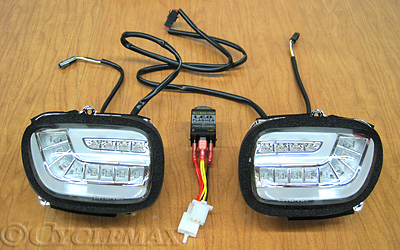 Gl1800 Sequential Front Turn Signals