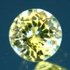 Maize yellow African sapphire