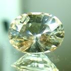 Burmese Danburite 2.47 Carat better than diamond