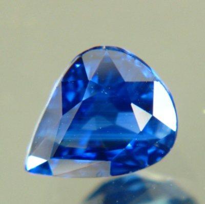 Kashmir blue Thai sapphire