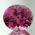 Mild pink purple Badakshan spinel