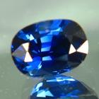 Deep kashmir blue Burma sapphire