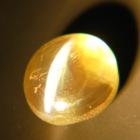 natural cat's eye gemstone chrosberyl