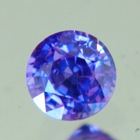 Color change Ceylon sapphire