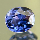 Color changer African sapphire