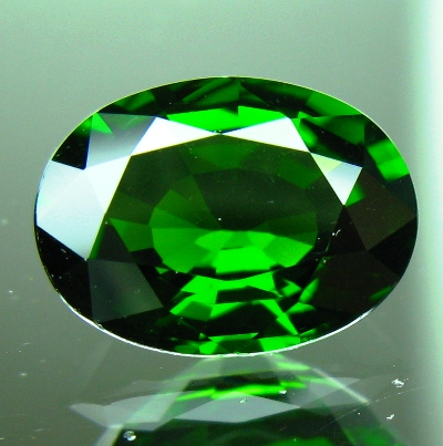 untreated chrome diopside