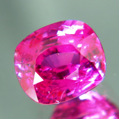 Unheated 4 carat ruby certified untreated