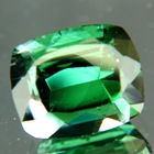 dark pine green tourmaline