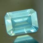 Denim blue Australian sapphire