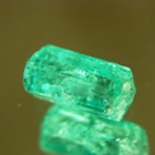 untreated natural columbian emerald crystal no oil