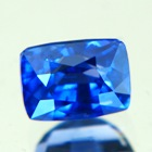 Silky kashmir blue Ceylon sapphire