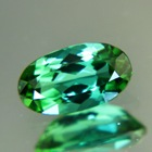 Dense blue green Afghani tourmaline