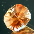 Yellow orange Oregon sunstone