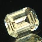 Greenish yellow Montana sapphire
