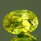 Lime yellow green Ceylon sphen