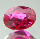 fine red untreated ruby on sale