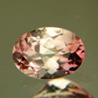 White to pink Mozambique tourmaline