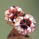 african padparadscha sapphires unheated and certified and lab reported