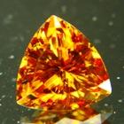 Red green orange yellow Pakistani titanite