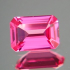 Orange pink Mehenge spinel