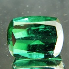Soft teal Mozambique tourmaline
