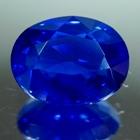 Deep Kashmir BLue Sapphires