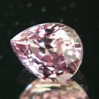 Baby pink Ceylon sapphire