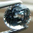 Storm blue Montana sapphire