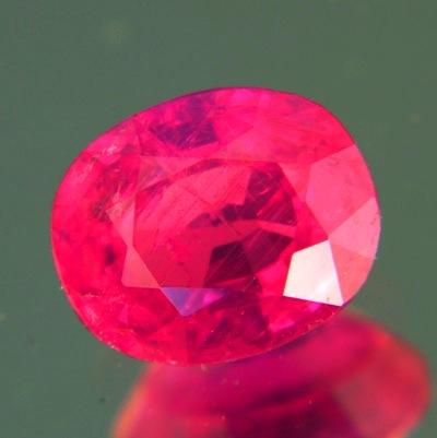 2+ carat no heat ruby